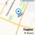 Музей на карте Архангельска