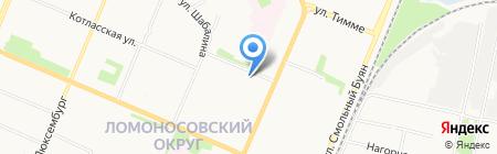Инструмент-плюс на карте Архангельска