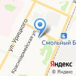 Полиглот на карте Архангельска