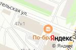 Схема проезда до компании Времена года в Архангельске