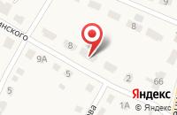 Схема проезда до компании Бизнес Сити в Александровке