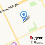 Почтовое отделение №69 на карте Архангельска