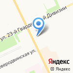 Revlon на карте Архангельска