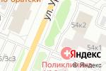 Схема проезда до компании Продуктовый магазин в Архангельске
