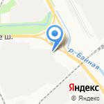МЕЛЬНИЦА на карте Архангельска