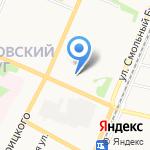 Навигатор+ на карте Архангельска