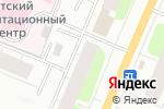 Схема проезда до компании Инспекция по делам несовершеннолетних в Архангельске