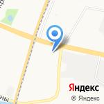 Аксель Авто на карте Архангельска