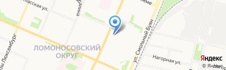 Участковый пункт полиции Отдел полиции №3 на карте Архангельска