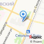 Энергия на карте Архангельска