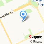 ЗДОРОВАЯ СЕМЬЯ на карте Архангельска
