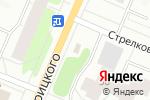 Схема проезда до компании Фотооранжерея в Архангельске