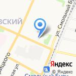 Кекс на карте Архангельска