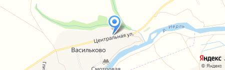 Церковь Илии Пророка на карте Суздаля