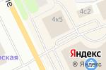 Схема проезда до компании Все цветочно! в Архангельске