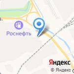 АрхангельскМАЗцентр на карте Архангельска