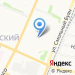 Элит-авто на карте Архангельска