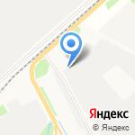 Архангельское городское специализированное управление механизации на карте Архангельска