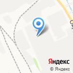 Артэк на карте Архангельска