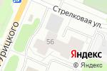 Схема проезда до компании Издательский дом им. В.Н. Булатова в Архангельске