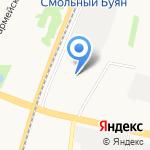 Риск на карте Архангельска