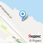 Химпродукт на карте Архангельска