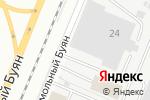 Схема проезда до компании АвтоКиТ в Архангельске