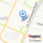 Архангельский политехнический техникум на карте Архангельска