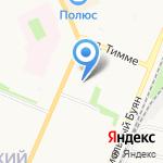 Плесецкое дорожное управление на карте Архангельска