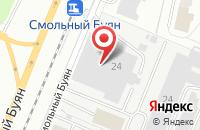 Схема проезда до компании Проф-Газ в Архангельске