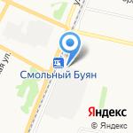 Гепард-сервис на карте Архангельска