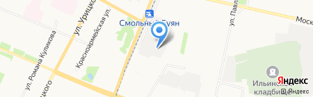 Welcome auto на карте Архангельска