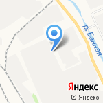 АрхангельскРегионГаз на карте Архангельска