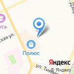 Гармония ЛО на карте Архангельска