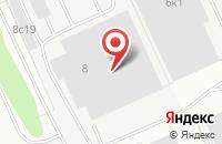 Схема проезда до компании Компания  в Архангельске