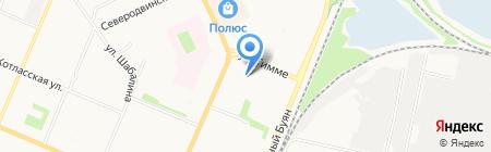 Мастер-Класс на карте Архангельска