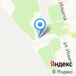 Pomor Timber на карте Архангельска