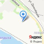 Рем-ТС на карте Архангельска