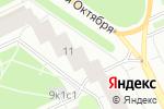 Схема проезда до компании Почтовое отделение №51 в Архангельске