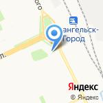 Принт-Мастер на карте Архангельска