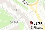 Схема проезда до компании АРХЭКСПЕРТИЗА в Архангельске