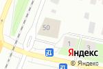 Схема проезда до компании Империя Плюс в Архангельске