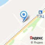 PKE Архангельск на карте Архангельска