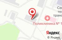 Схема проезда до компании Печатник в Архангельске