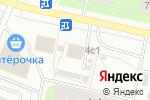 Схема проезда до компании Поляна в Архангельске