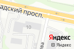 Схема проезда до компании Архангельская областная служба спасения им. И.А. Поливаного в Архангельске