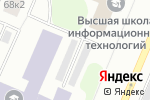 Схема проезда до компании Wais в Архангельске
