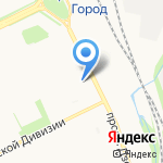 Omega-X на карте Архангельска