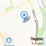 Potolkoff на карте Архангельска