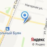Витамин плюс на карте Архангельска